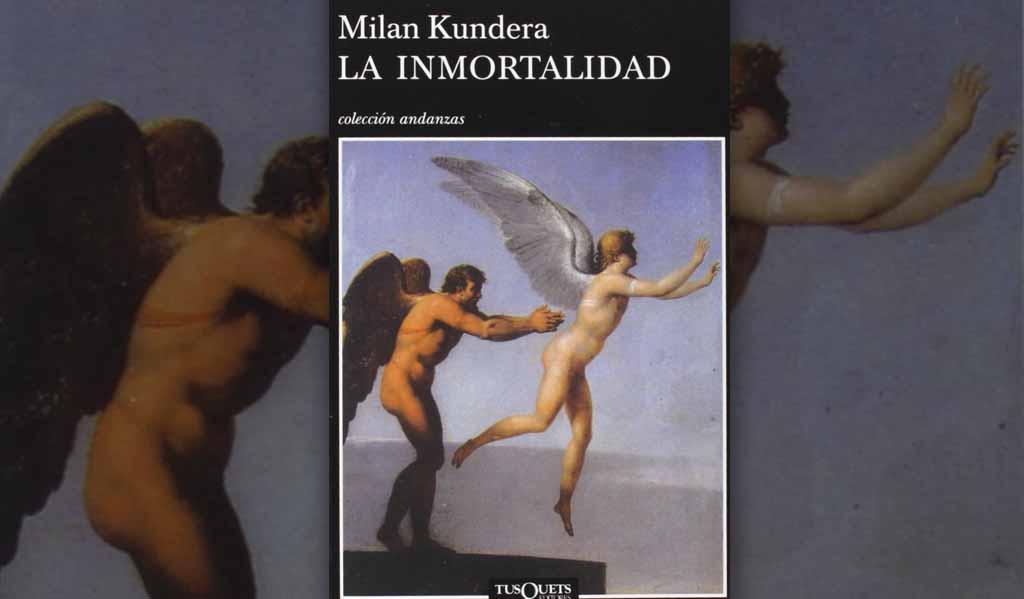 La inmortalidad, Milan Kundera
