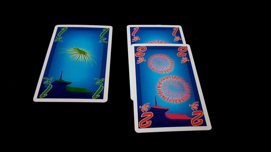 PLaying down cards