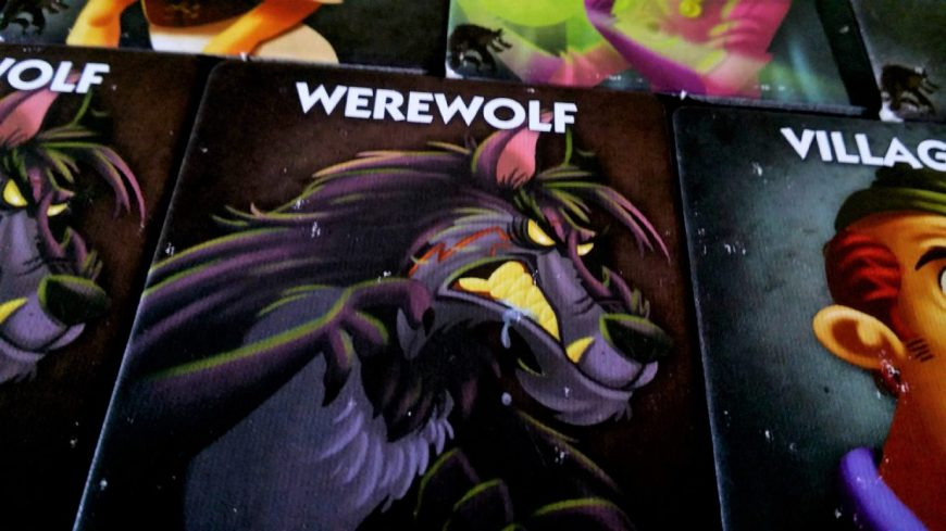 One Night Ultimate Werewolf roles