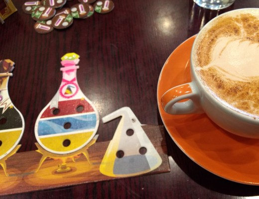 Potion explosion and Chai