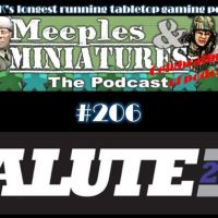 Meeples & Miniatures - Episode 206 - Salute 2017: The Interviews