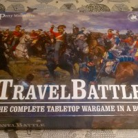 Joe McLaren reviews Travel Battle