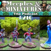 Meeples & Miniatures - Episode 210 - Glenbrook Games Painting Services