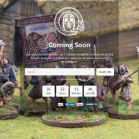 New hobby gaming community blog being launched by Footsore Miniatures