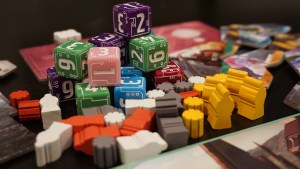 Sentient dice and workers
