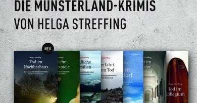 Helga Streffing Münsterland Krimi