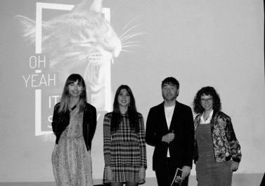 Oh Yeah e. V. Kurzfilmnacht 2020 Berlin