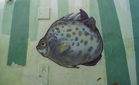 Kunst-Fisch