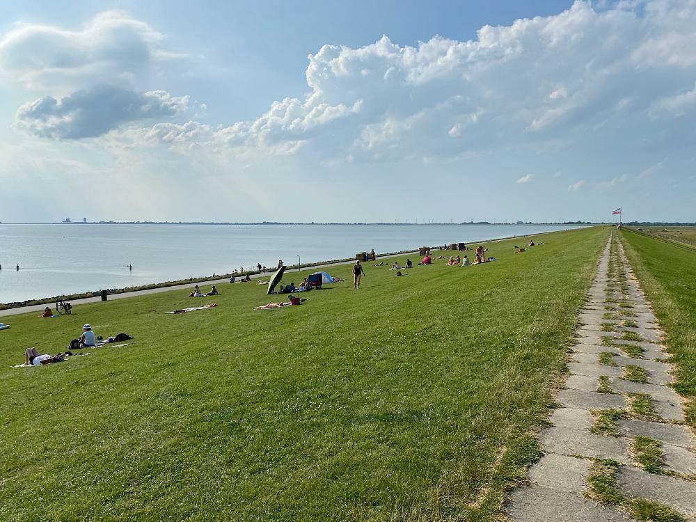 Zwemgebied Nordermeldorf, Speicherkoog
