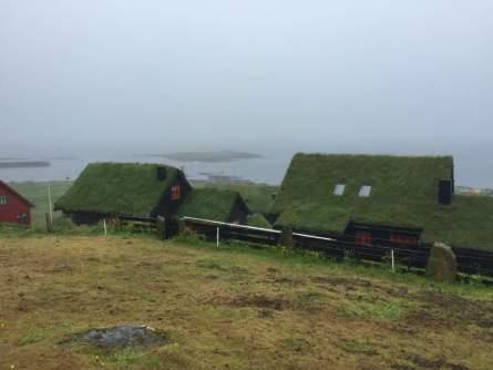 Häuser in Kirkjubøur