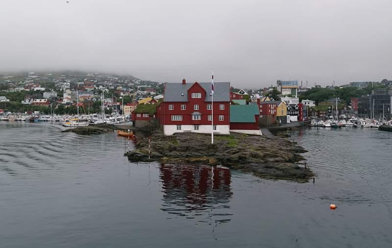TInganes, Tórshavn