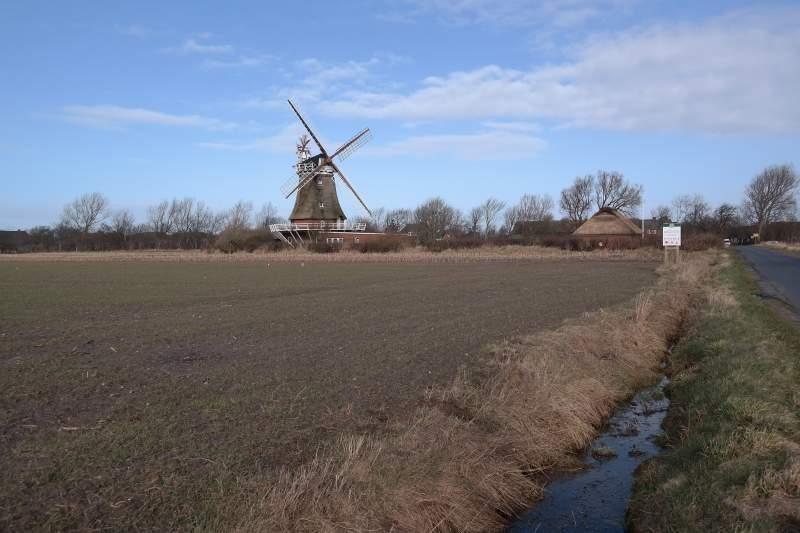 Oldsumer Mühle