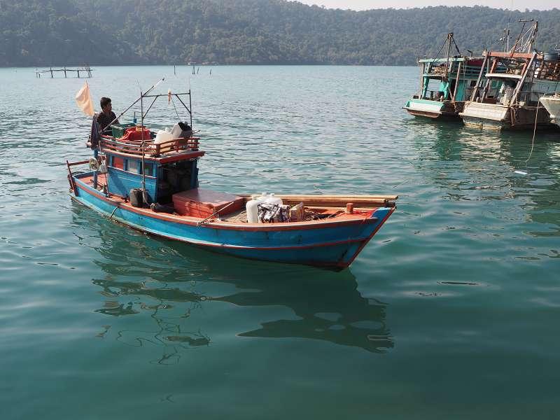 Das Dorf der Fischer