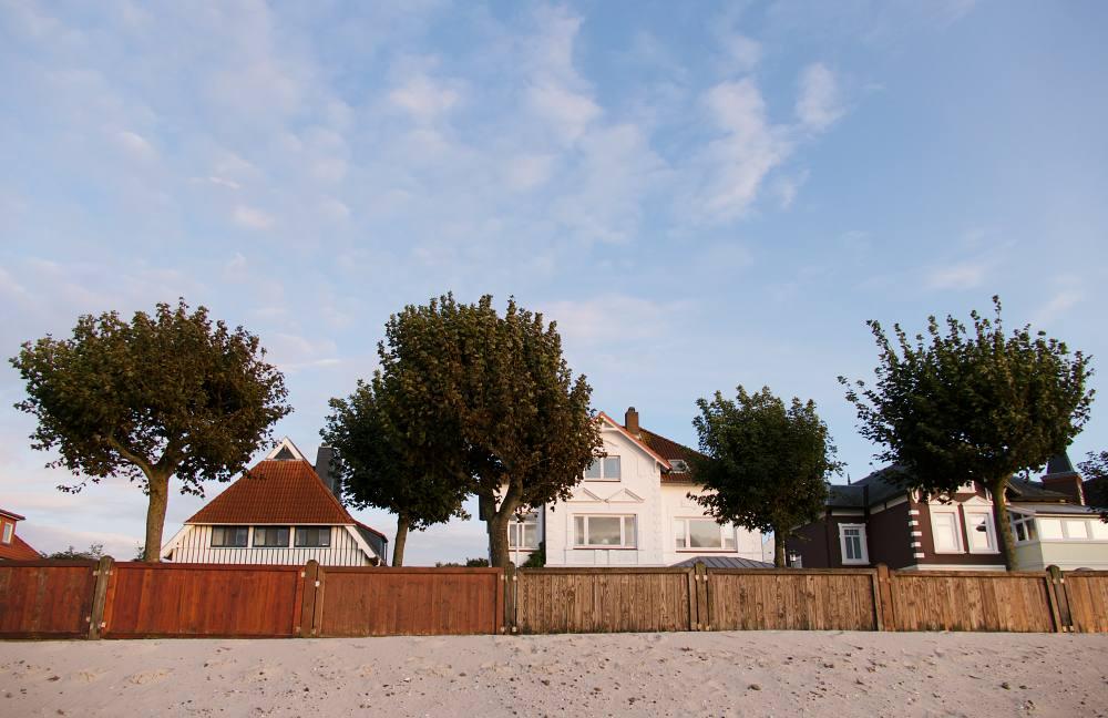 Laboe, strandweg