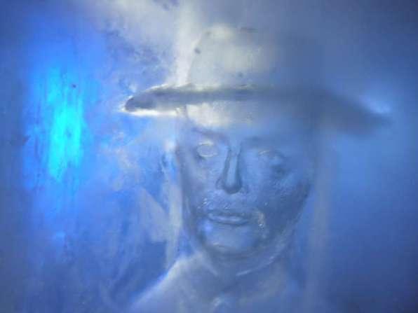 Eis-Kunst