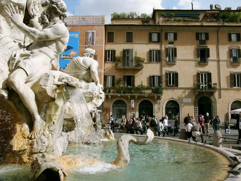 Piazza Navona: Alles noch da?