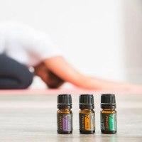 Yoga und Ätherische Öle