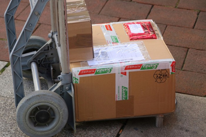 Paketversand