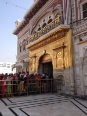 Gate to the main sanctum