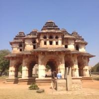 Lotus Mahal, a pavilion