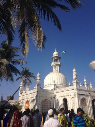 Haji Ali! Dargah by the sea