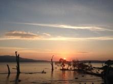 Sunset at Chidiyatapu