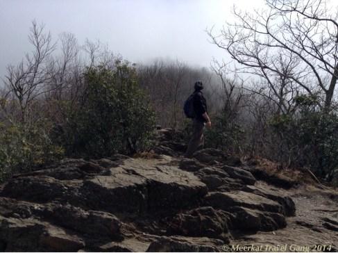 Montreat Black Mountain Lookout summit
