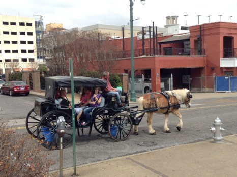 Beale street & downtown transportation