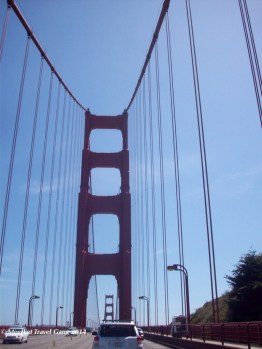 As we entered San Francisco