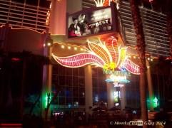 Margaritaville, on the strip