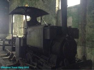 Paranapiacaba - dead trains