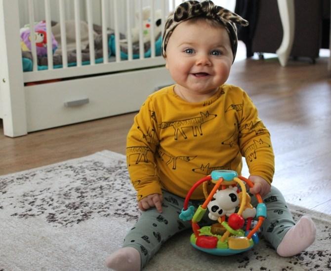 7 maand oud
