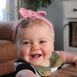 9 maand oud