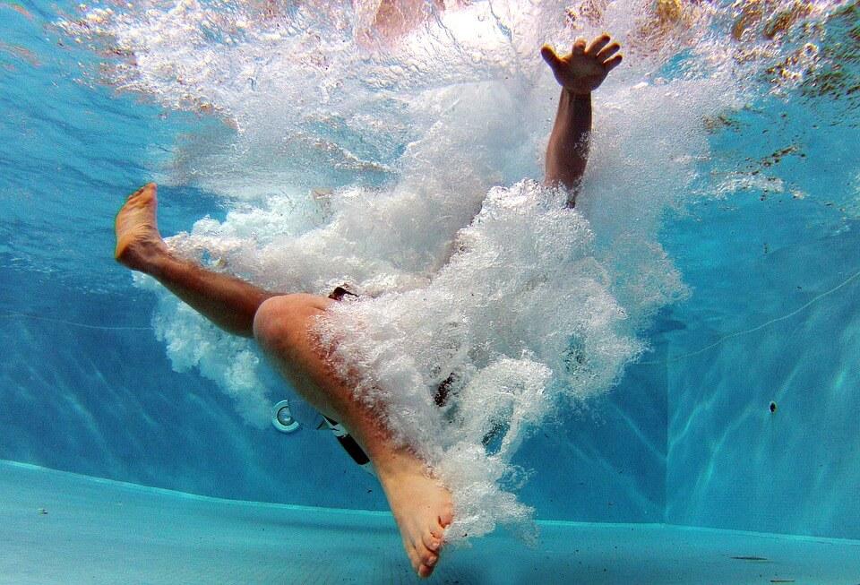 hekel aan zwemles