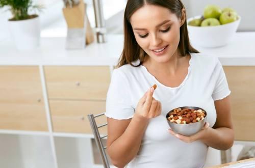 noten eten gezond