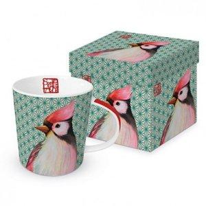 Cadeau mok Oiseau Japonais 350ml