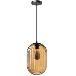 Hanglamp amber glamm 20cm