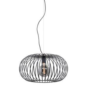Hanglamp zwart Bolato 50cm