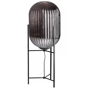 Tafellamp smoke Glamm 81cm
