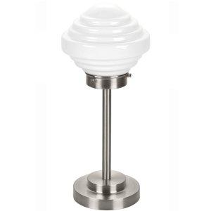 Tafellamp zilver York 35cm