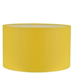 Lampenkap geel Chintz cilinder GCH03