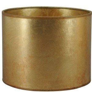 Lampenkap goud cilinder TGO50
