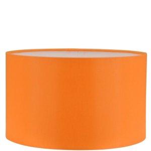 Lampenkap oranje Chintz cilinder GCH64