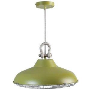 Hanglamp groen Industry 45cm