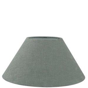 Lampenkap grijs katoen schuin TLI1125