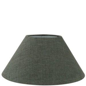 Lampenkap grijs katoen schuin TLI1703