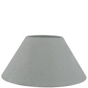 Lampenkap grijs katoen schuin TLI7321