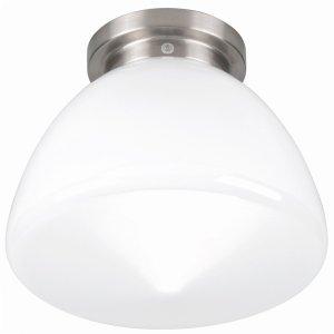 Plafondlamp melkglas Glasgow 30cm