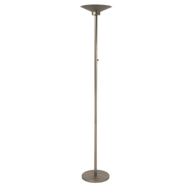 Vloerlamp brons Gibraltar 182cm