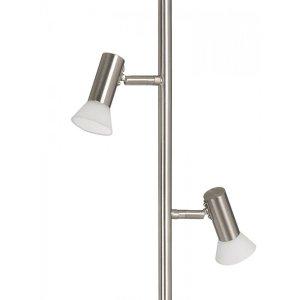 Vloerlamp staal Picolo detail